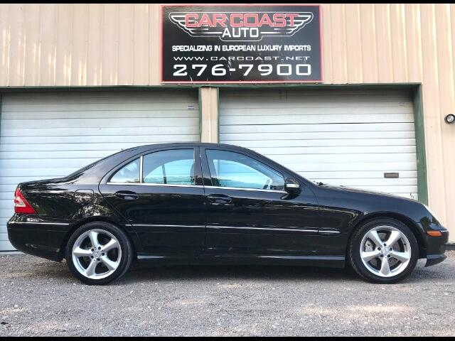2005 Mercedes-Benz C-Class C320 Sport Sedan