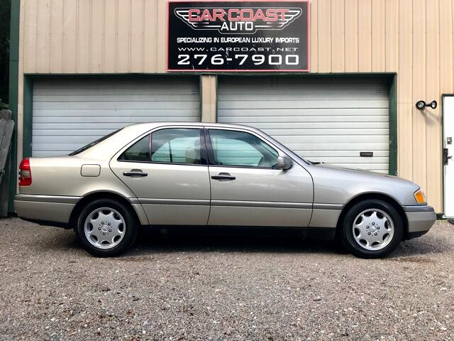 1996 Mercedes-Benz C-Class C220