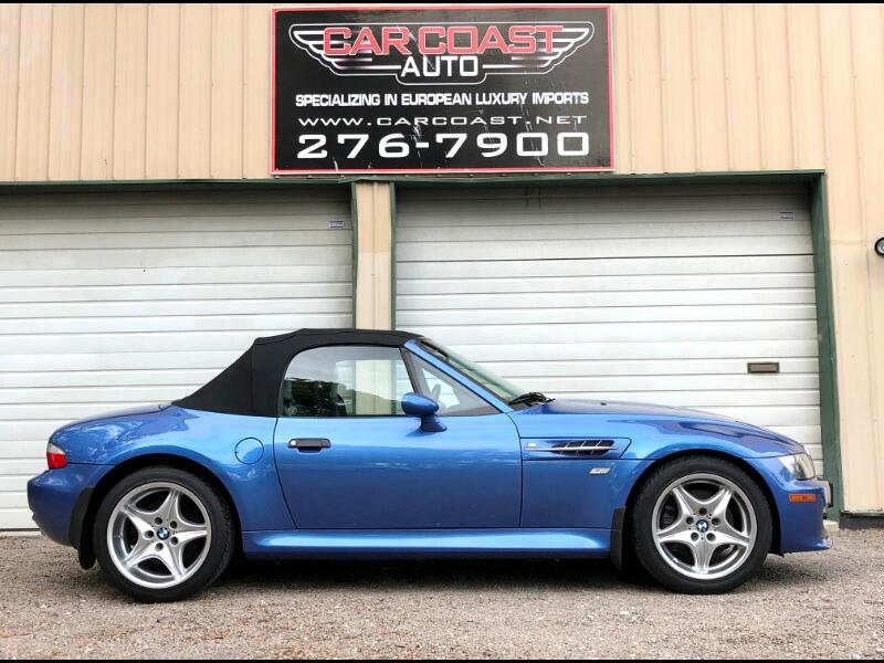 2000 BMW M Roadster Convertible