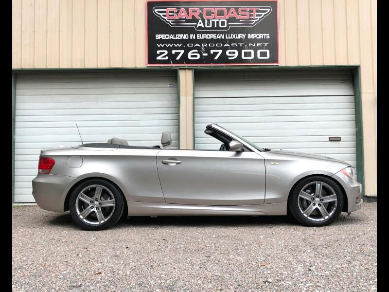 BMW 1-Series 135i Convertible 2008