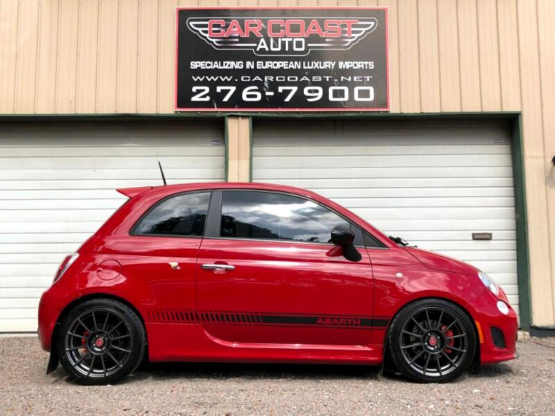 2013 Fiat 500 Abarth Hatchback