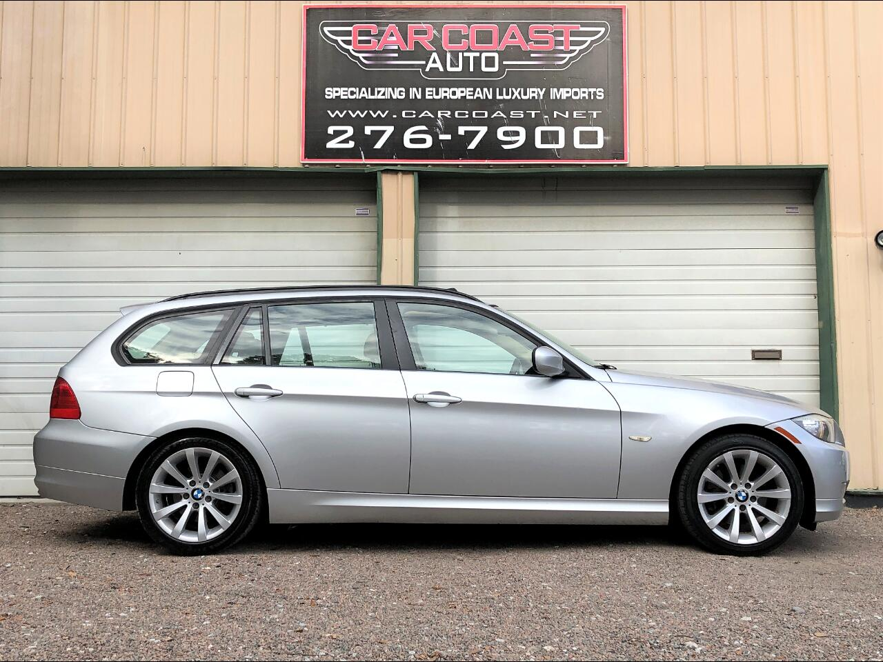 BMW 3-Series Sport Wagon 328i 2012