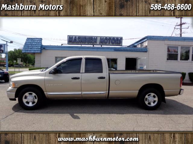 2003 Dodge Ram 2500 Laramie Quad Cab Long Bed 2WD