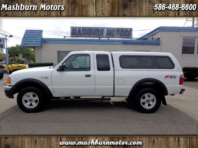 2004 Ford Ranger FX4 Off-Road SuperCab 4WD
