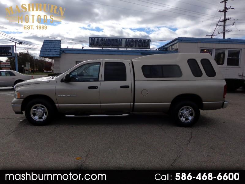 2003 Dodge Ram 2500 SLT Quad Cab Long Bed 2WD