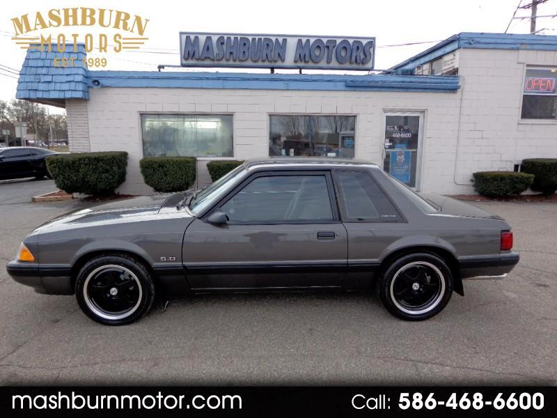 1990 Ford Mustang LX 5.0L coupe