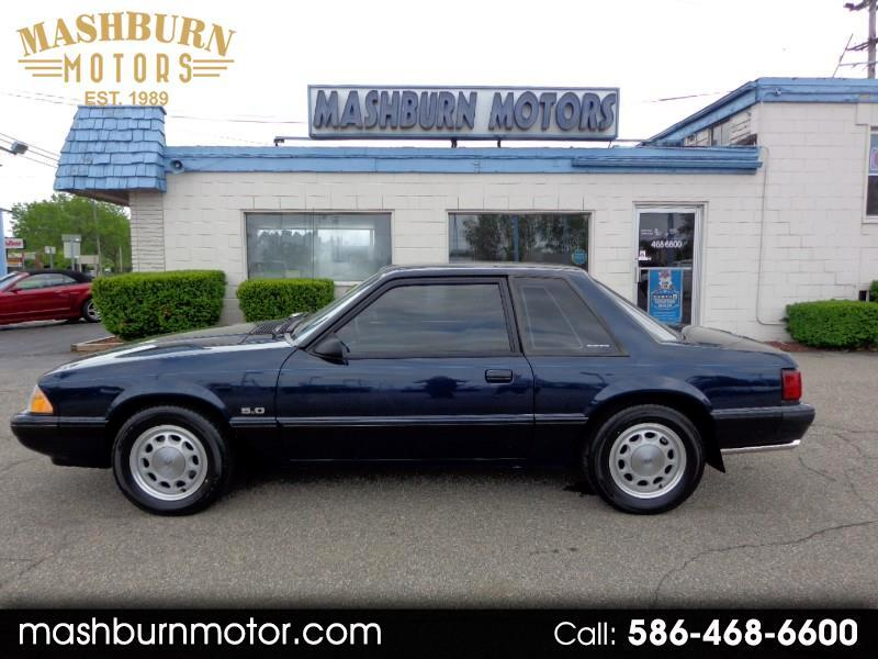 1989 Ford Mustang LX 5.0L NB