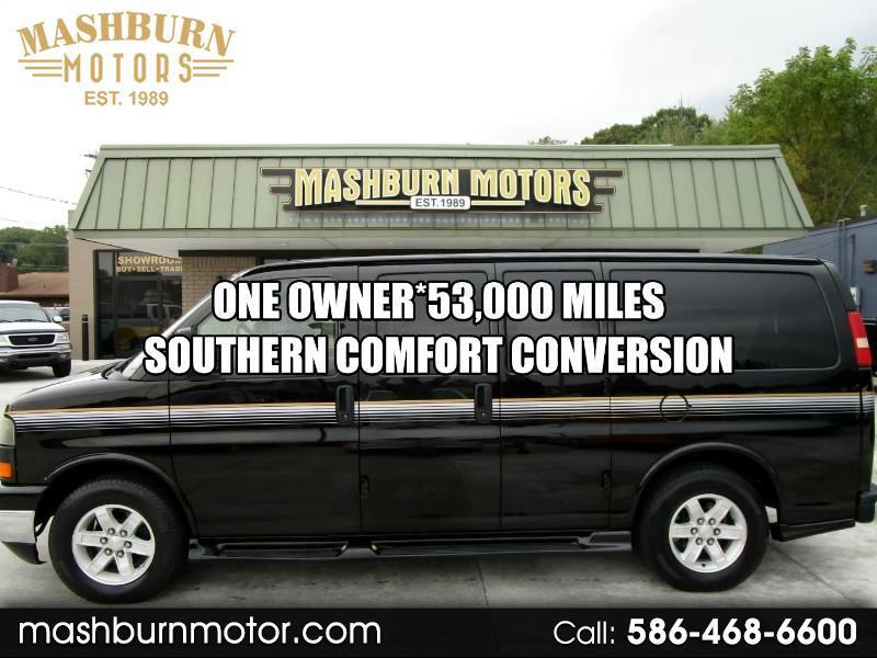 2009 GMC Savana G1500 Conversion Van