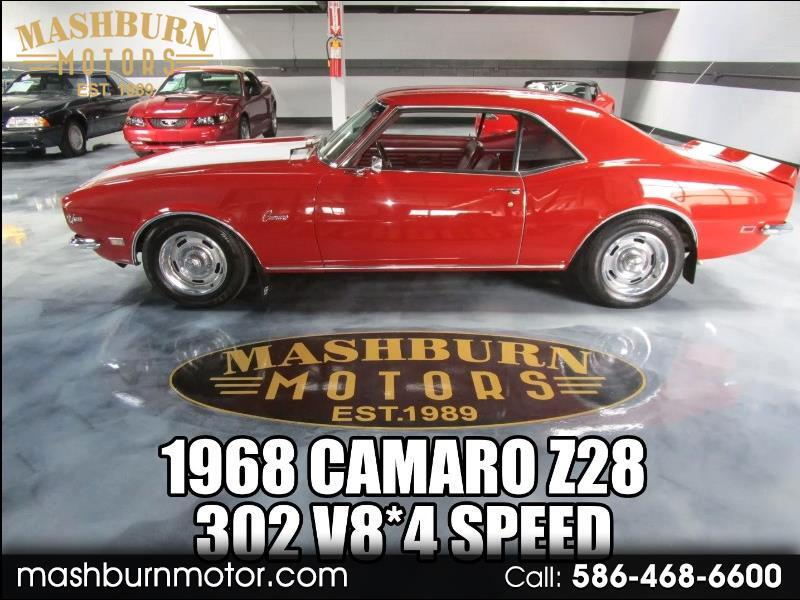 Chevrolet Camaro 2dr Coupe Z28 1968