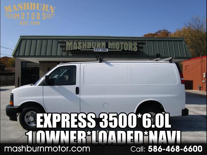 Chevrolet Express 3500 Cargo 2017