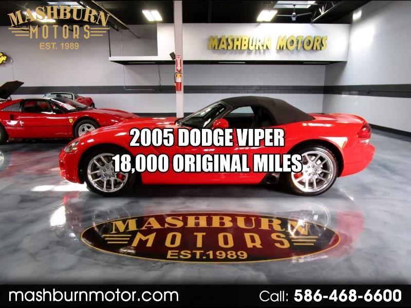 Dodge Viper SRT-10 2005