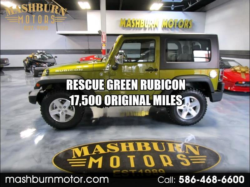 Jeep Wrangler Rubicon 2008