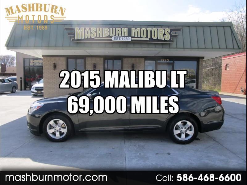 Chevrolet Malibu 1LT 2015