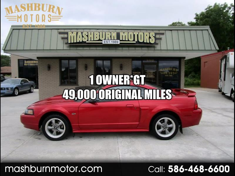 Ford Mustang GT Premium Coupe 2001