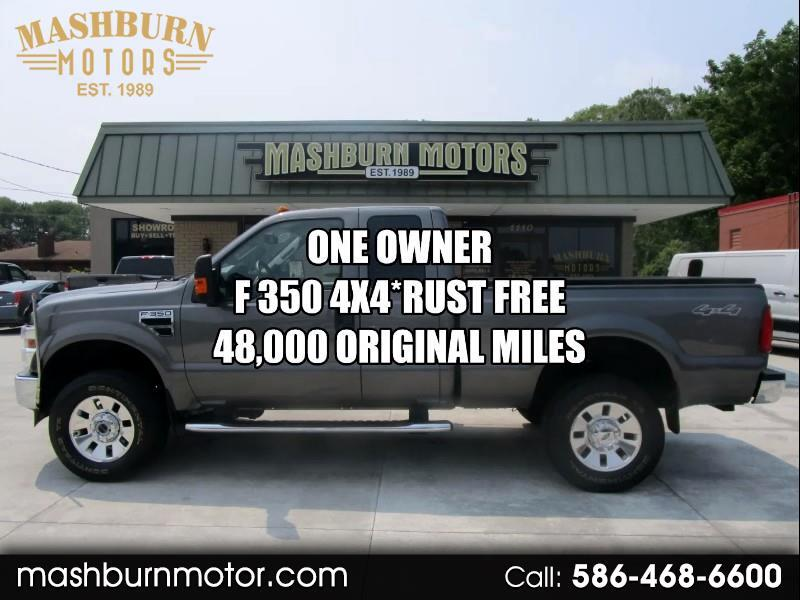 Ford F-350 SD XLT SuperCab 4WD 2008