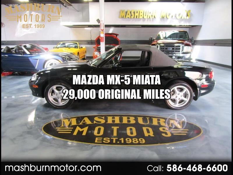 Mazda MX-5 Miata Base 2001