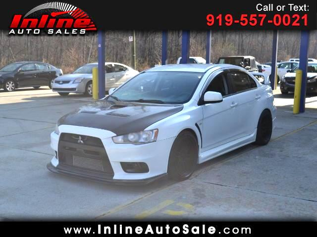 2008 Mitsubishi Lancer Evolution MR Edition