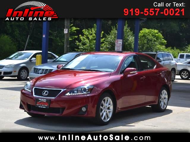 2012 Lexus IS IS 250 AWD