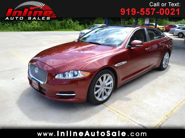2010 Jaguar XJ-Series XJ