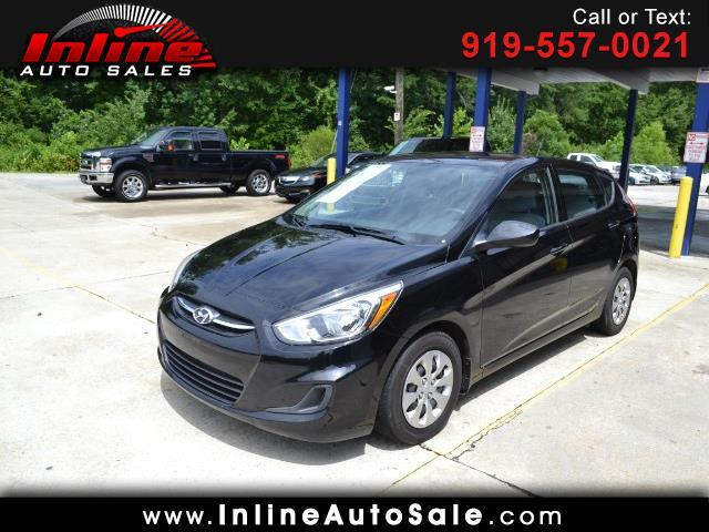 2015 Hyundai Accent Sport 5-Door 6M