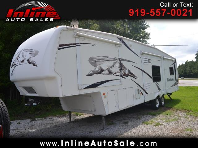 2007 Keystone RV Montana Artic