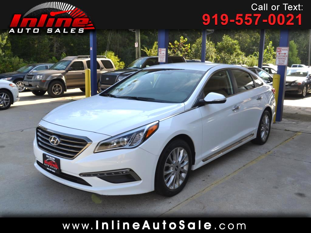 2015 Hyundai Sonata 4dr Sdn 2.4L Limited w/Brown Seats PZEV