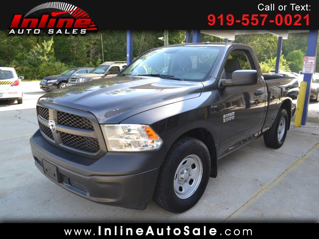 "2017 RAM 1500 Tradesman 4x2 Regular Cab 6'4"" Box"