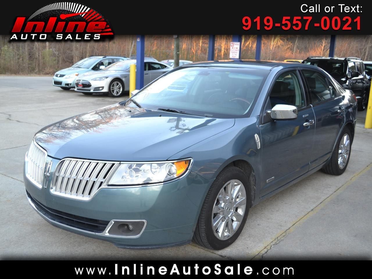 2011 Lincoln MKZ 4dr Sdn Hybrid FWD