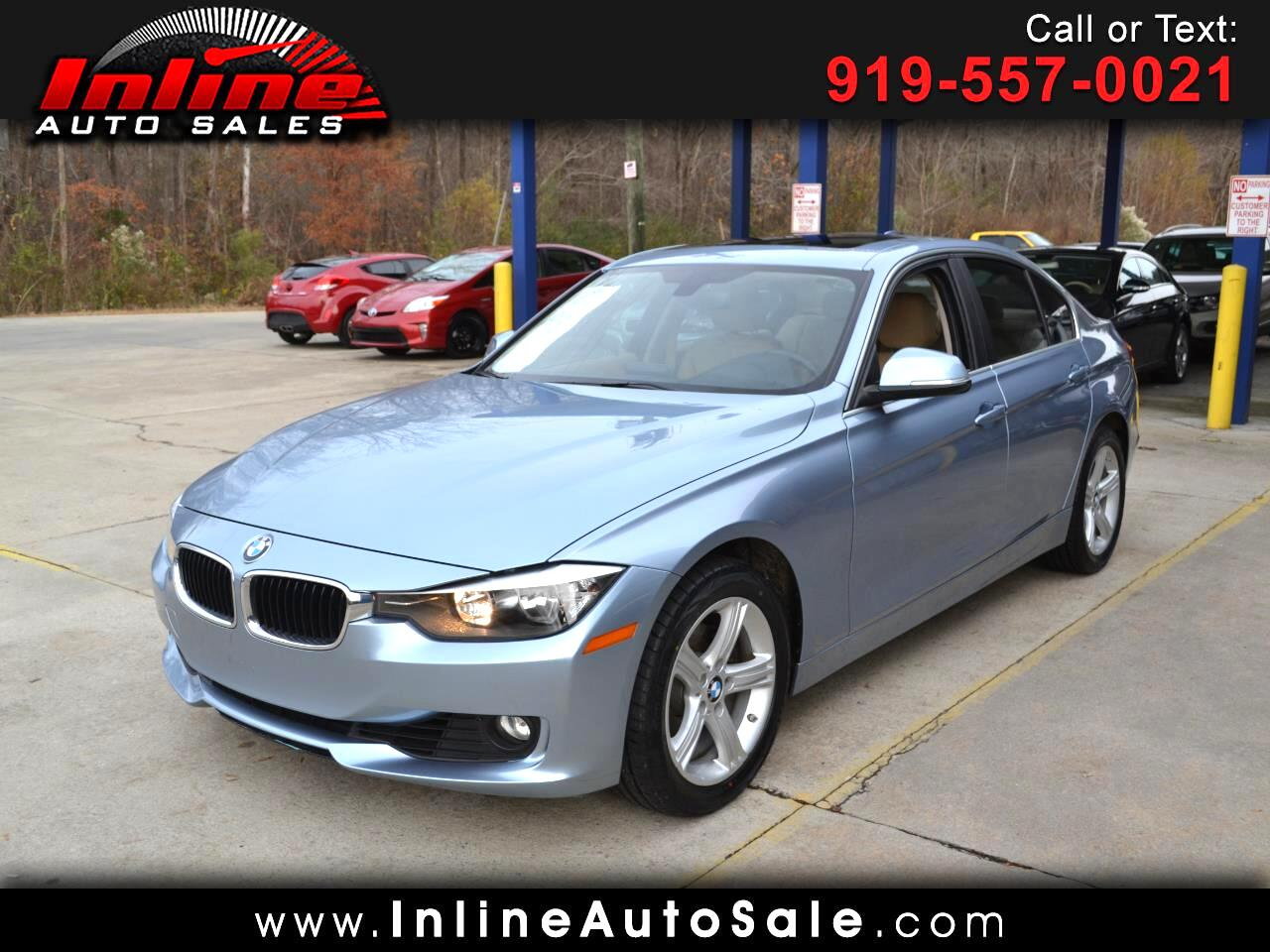 2015 BMW 3 Series 4dr Sdn 328i xDrive AWD South Africa