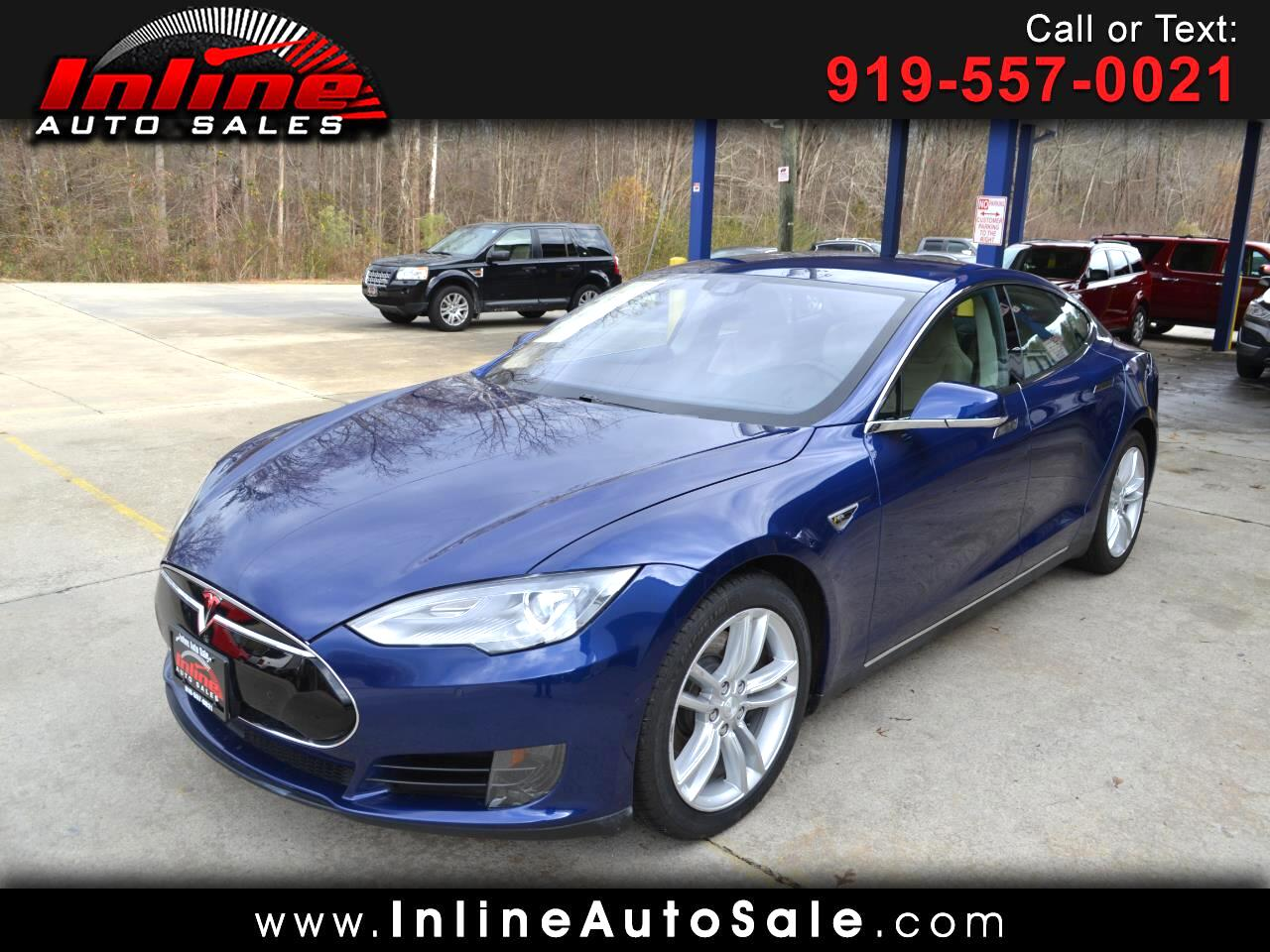 2015 Tesla Model S 4dr Sdn RWD 70 kWh Battery