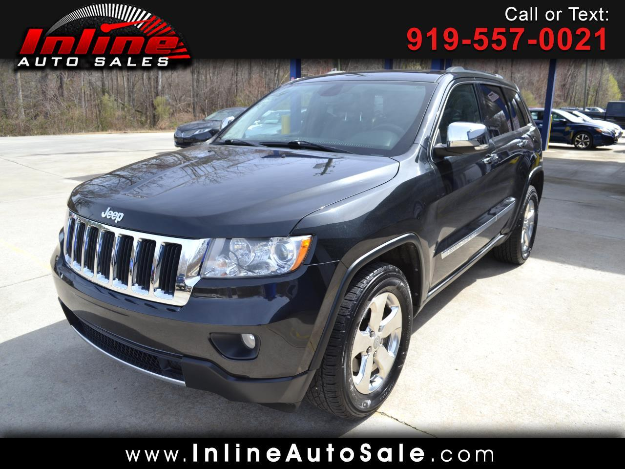 2013 Jeep Grand Cherokee RWD 4dr Limited