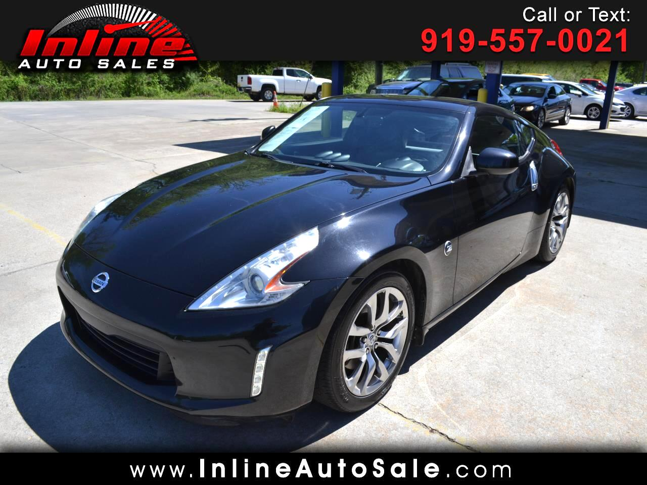 2014 Nissan 370Z 2dr Cpe Auto Touring