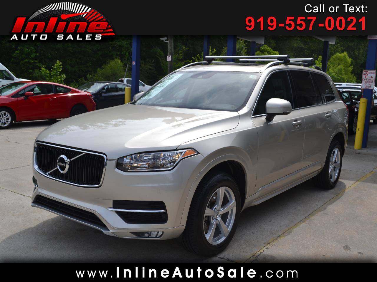 2016 Volvo XC90 FWD 4dr T5 Momentum