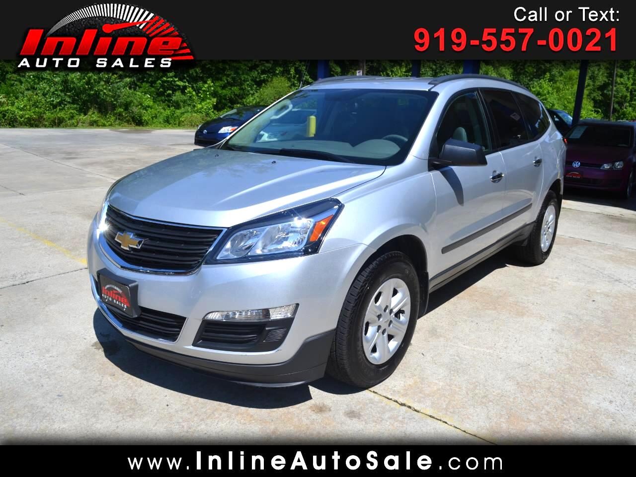 2016 Chevrolet Traverse AWD 4dr LS