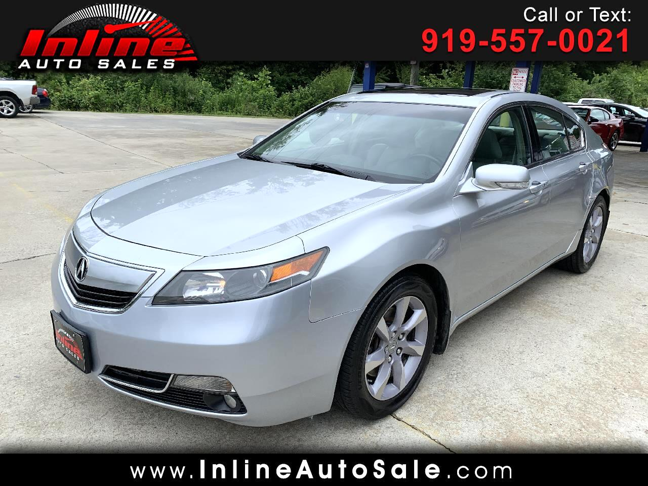 2013 Acura TL 3.2TL with Navigation System