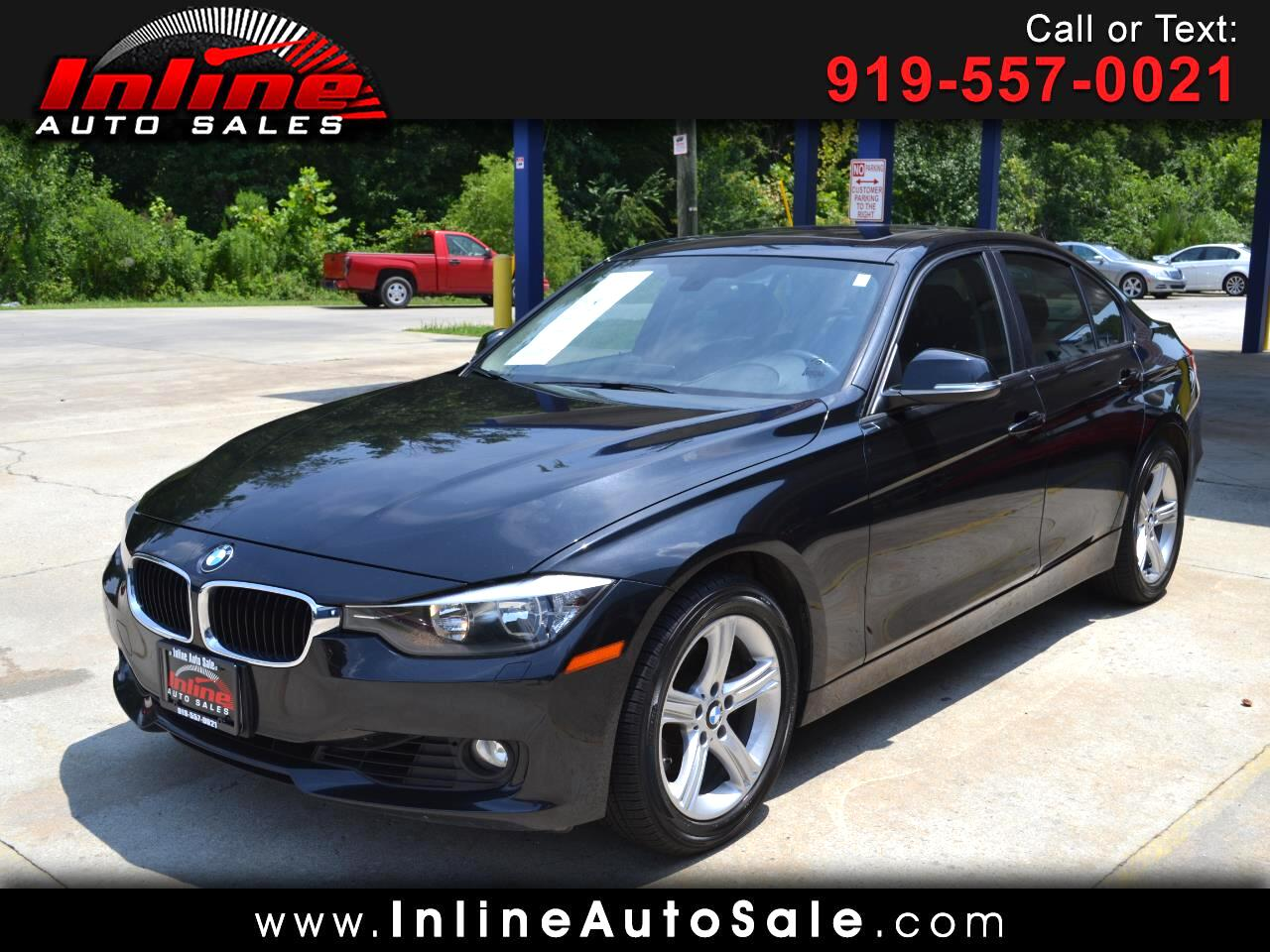 2012 BMW 3 Series 4dr Sdn 328i RWD South Africa