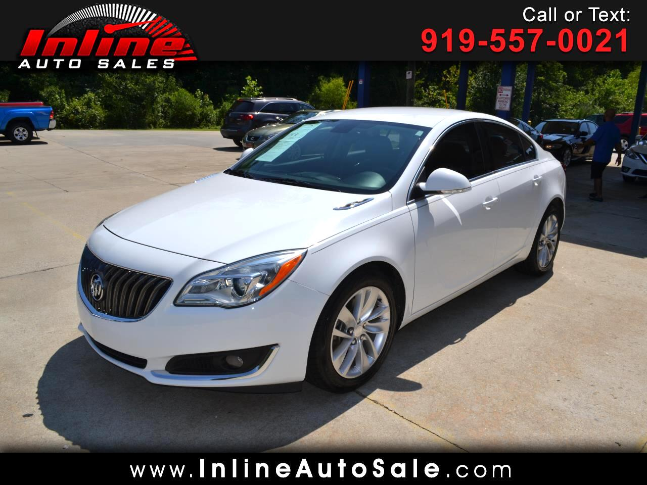 2014 Buick Regal 4dr Sdn Turbo FWD