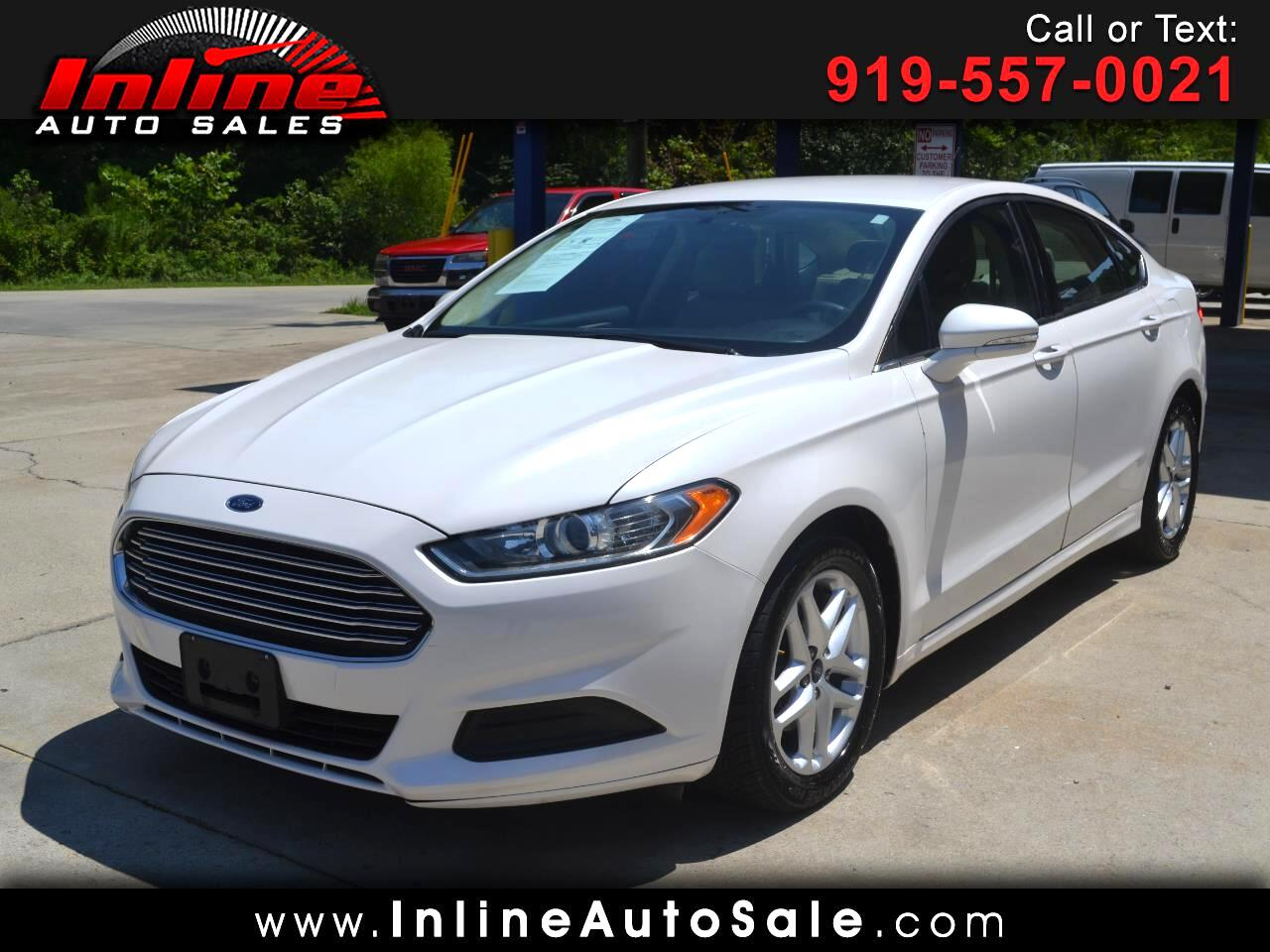 Ford Fusion 4dr Sdn SE FWD 2014