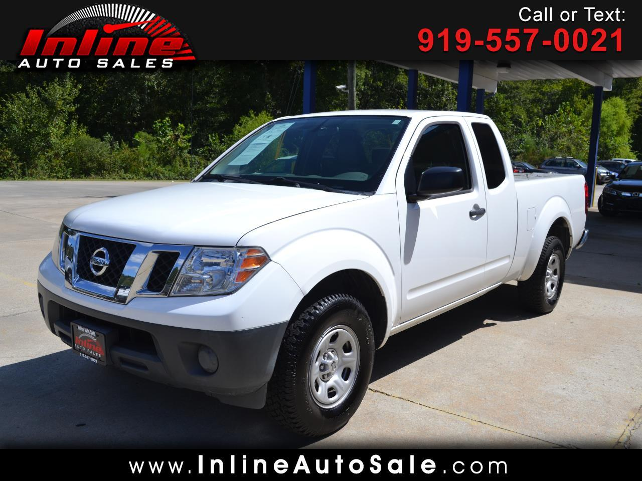 2010 Nissan Frontier 2WD King Cab I4 Auto XE