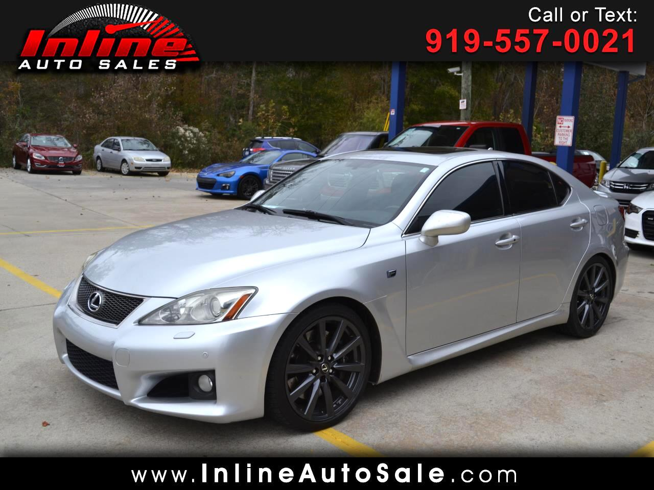 Lexus IS F 4dr Sdn 2009