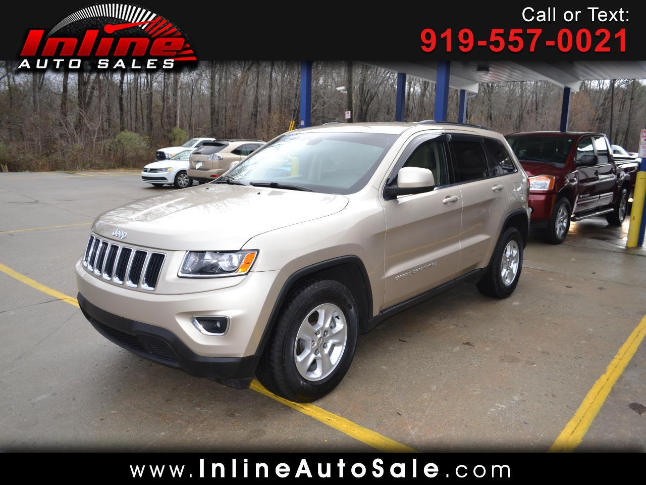 Jeep Grand Cherokee 4dr Laredo 2015