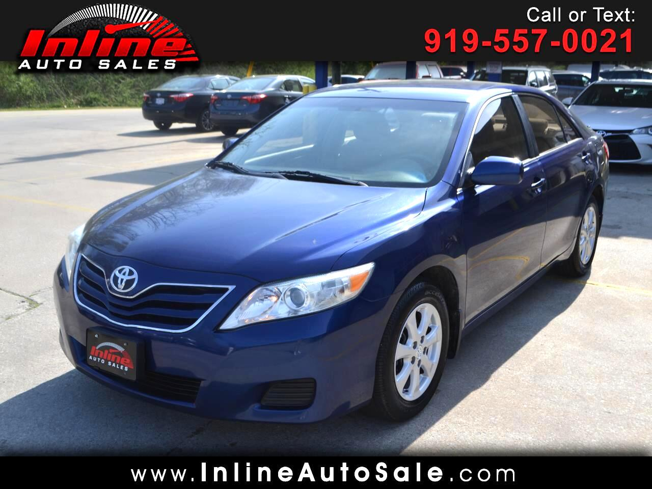 Toyota Camry 4dr Sdn I4 Man LE (Natl) 2010