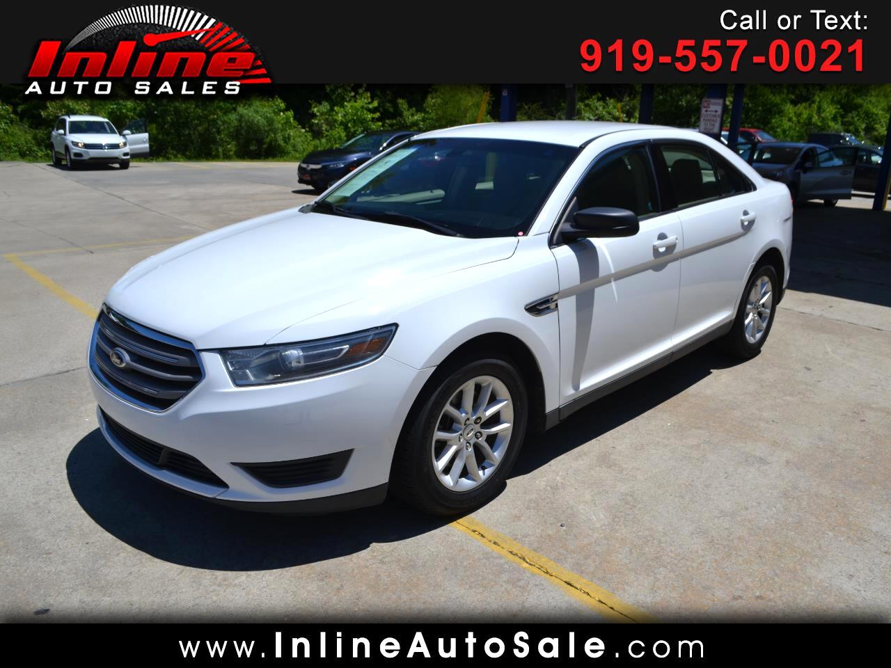 Ford Taurus 4dr Sdn SE FWD 2014