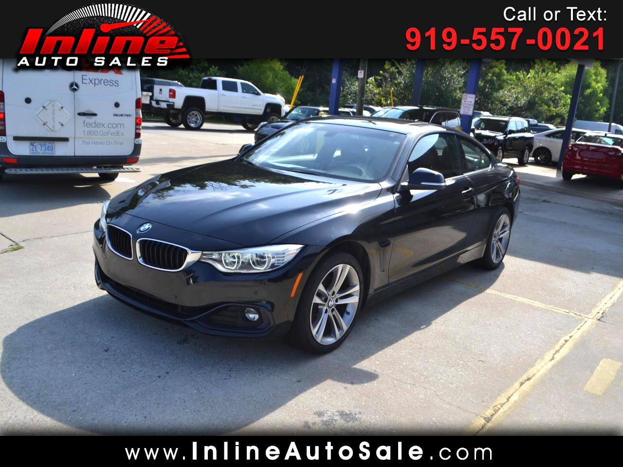 BMW 4 Series 2dr Cpe 428i xDrive AWD 2014