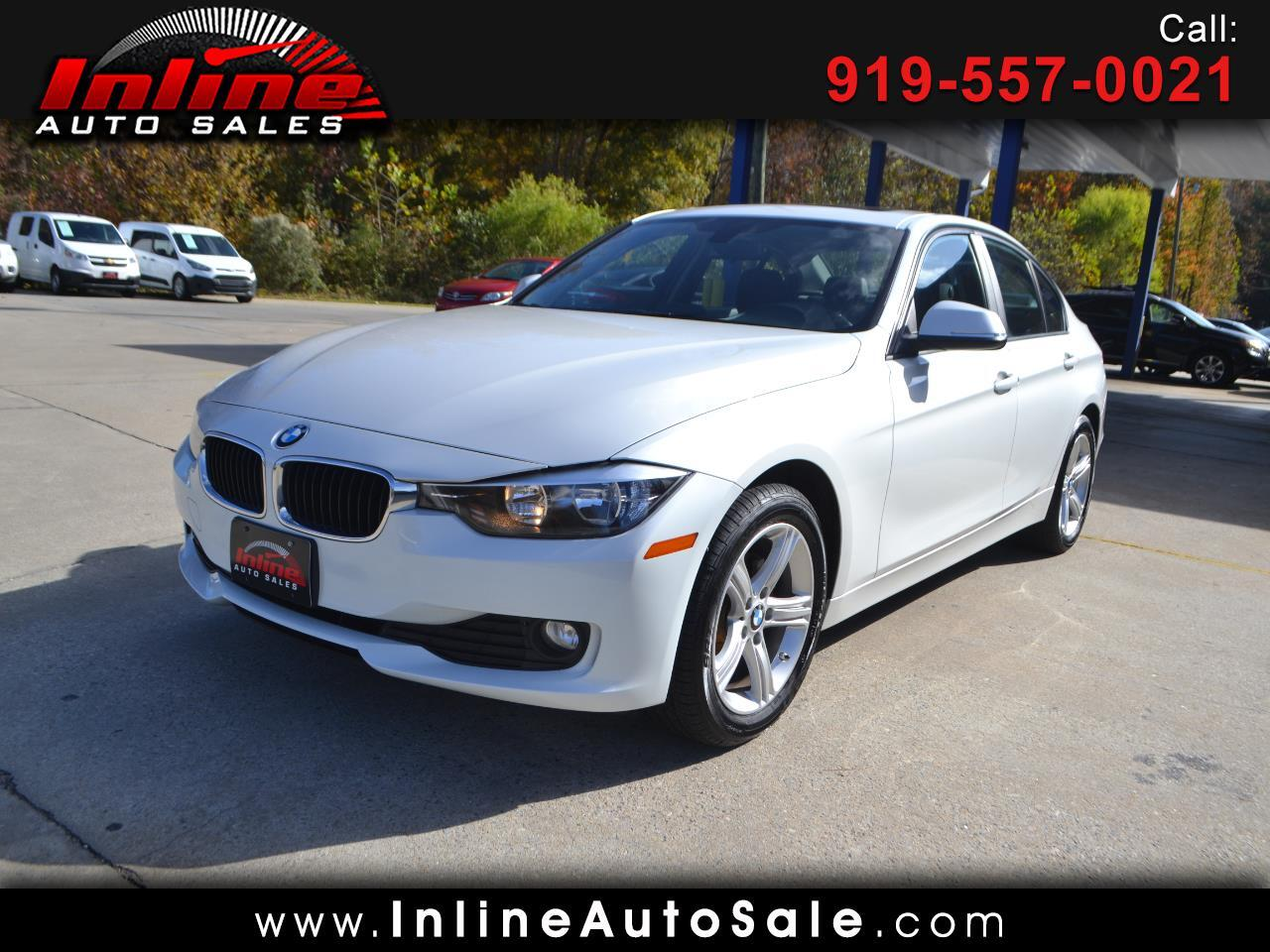 BMW 3 Series 4dr Sdn 320i xDrive AWD 2015