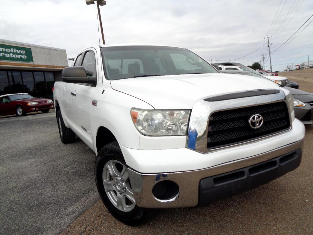 2008 Toyota Tundra 4WD Truck Dbl 5.7L V8 6-Spd AT Grade (Natl)