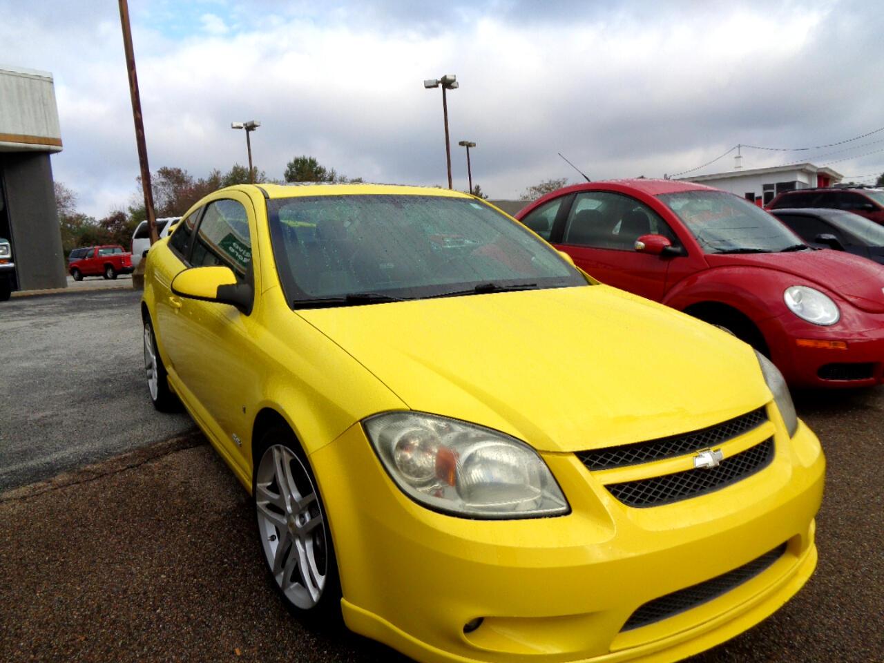 2008 Chevrolet Cobalt 2dr Cpe SS
