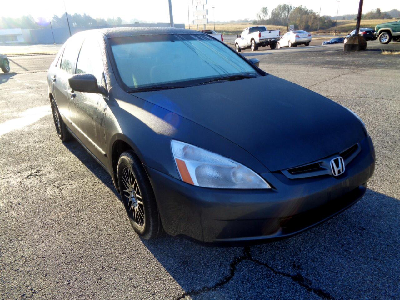 2005 Honda Accord Sdn LX AT