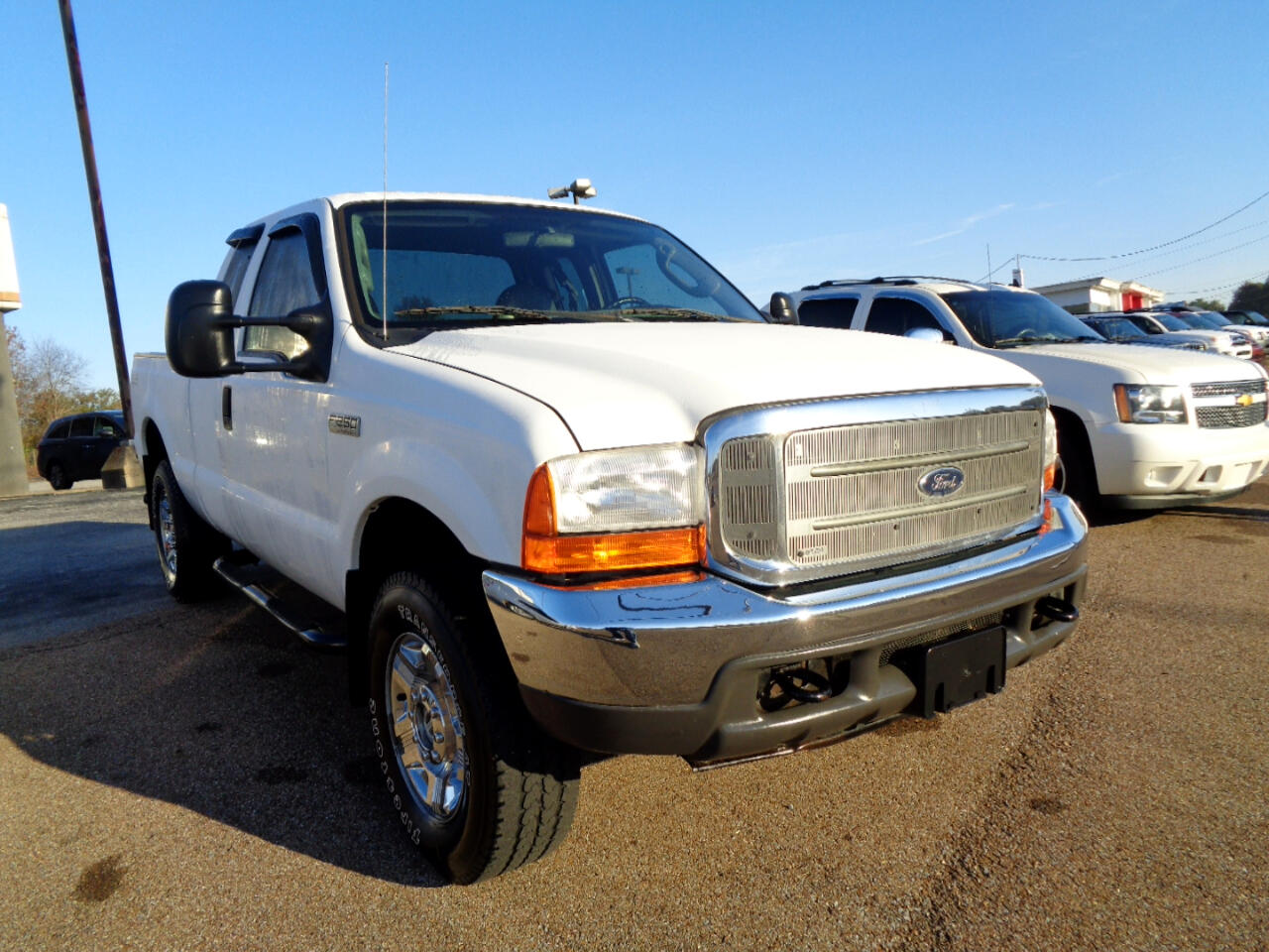 2005 Ford Super Duty F-250 Supercab 142