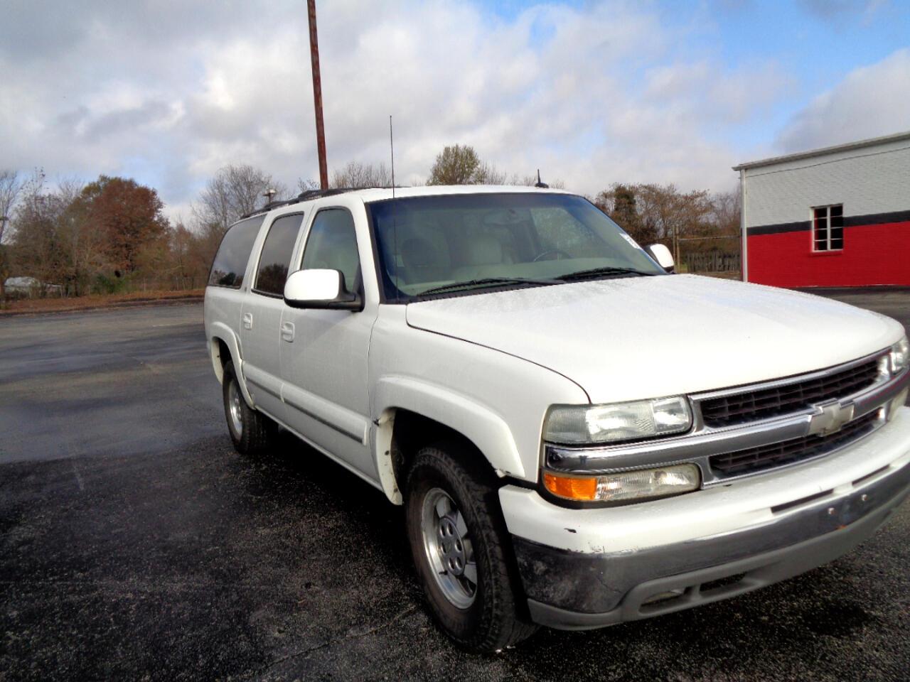 2003 Chevrolet Suburban 4dr 1500 LT